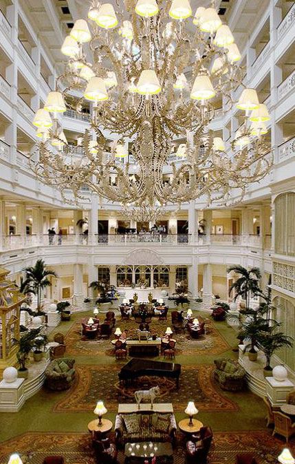 Disney Grand Floridian Hotel Rooms