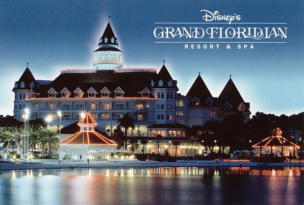 This Day In Disney History Grand Floridian