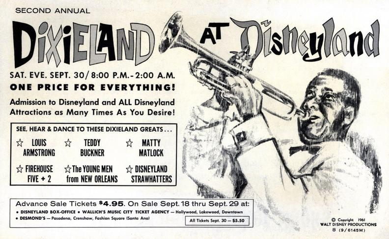 Yesterland presents Disneyland Long Ago, Not-So-Long Ago, and Now ...